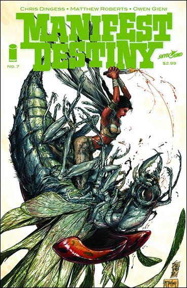 Manifest Destiny 7-B by Image