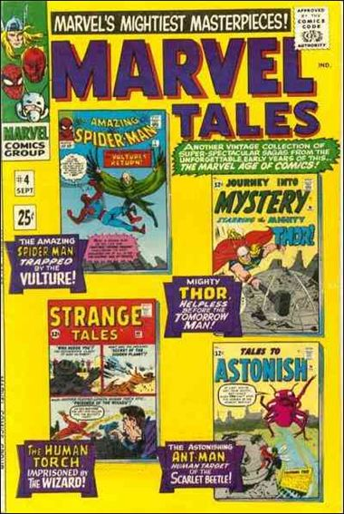 Marvel Tales (1966) 4-A by Marvel