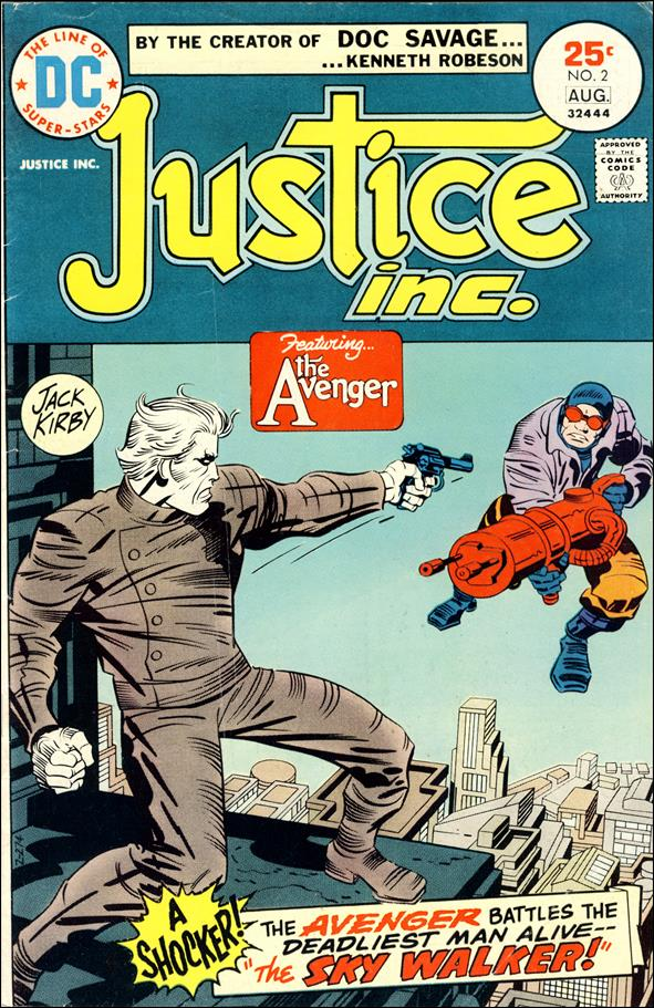 Justice, Inc. (1975) 2-A by DC