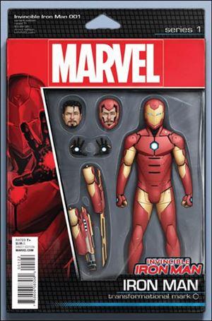 Invincible Iron Man (2015)  1-H
