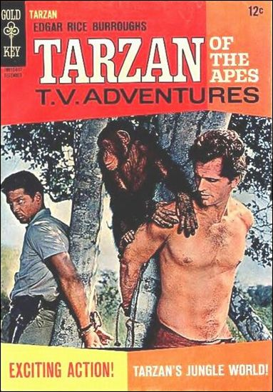 Tarzan (1962) 162-A by Gold Key