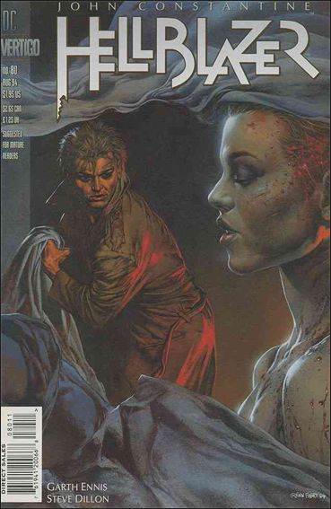 Hellblazer 80-A by Vertigo