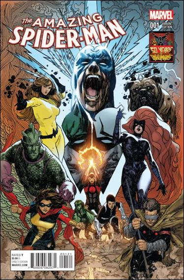 Amazing Spider-Man (2015) 1-I by Marvel