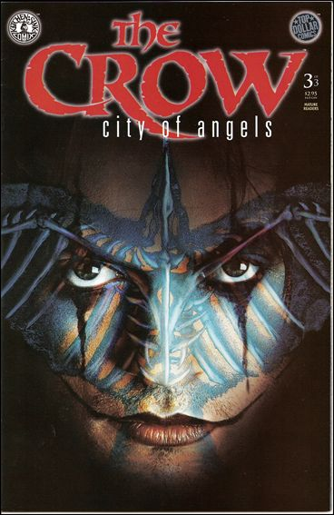 Crow: City of Angels 3-B by Kitchen Sink