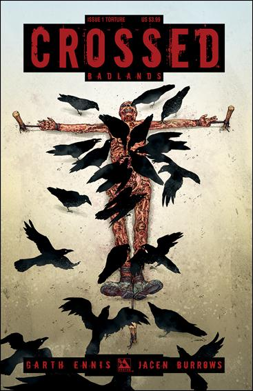 Crossed: Badlands 1-C by Avatar Press