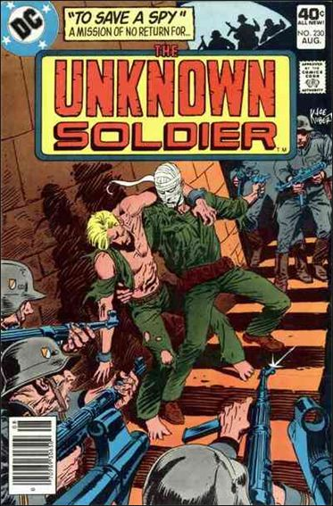Unknown Soldier (1977)  230-A by DC