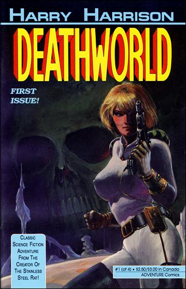 Deathworld 1-A by Adventure