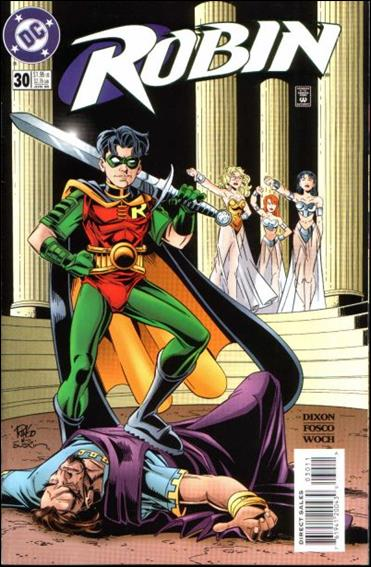 Robin (1993) 30-A by DC