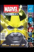 Marvel Fact Files 41-A