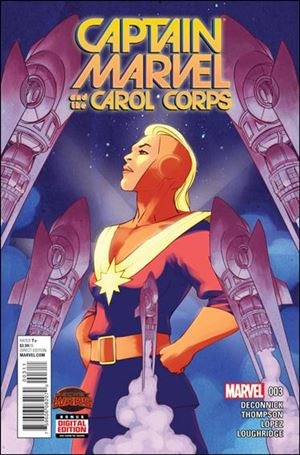 Captain Marvel & The Carol Corps 3-A