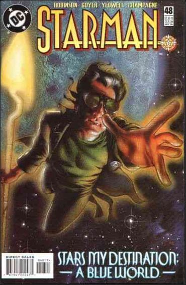 Starman (1994) 48-A by DC