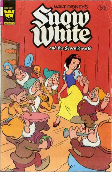 Walt Disney's Snow White and the Seven Dwarfs nn-C by Gold Key
