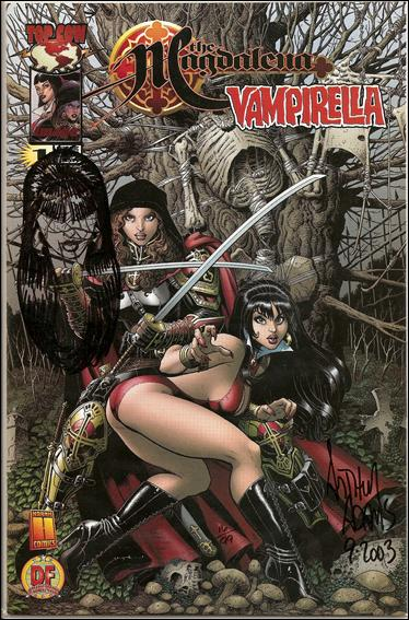 Magdalena/Vampirella (2003) 1-F by Top Cow