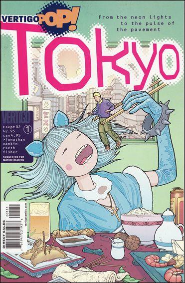 Vertigo Pop! Tokyo 1-A by Vertigo
