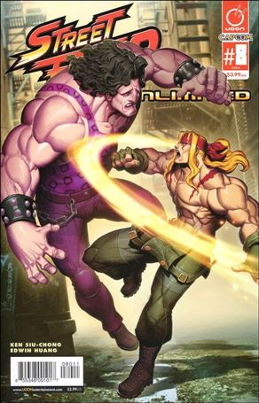 Street Fighter Unlimited 8-A