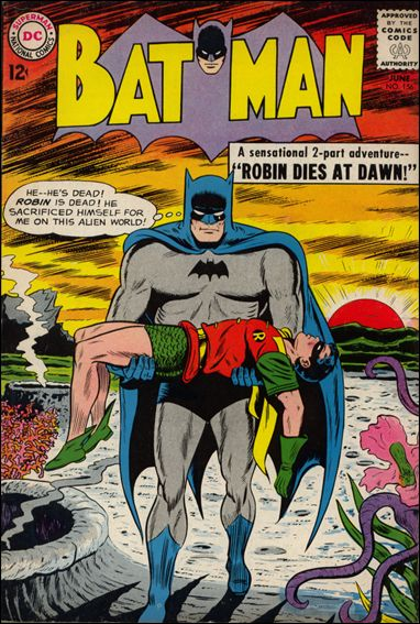 Batman (1940) 156-A by DC