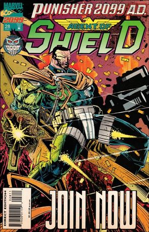Punisher 2099 (1993) 28-A