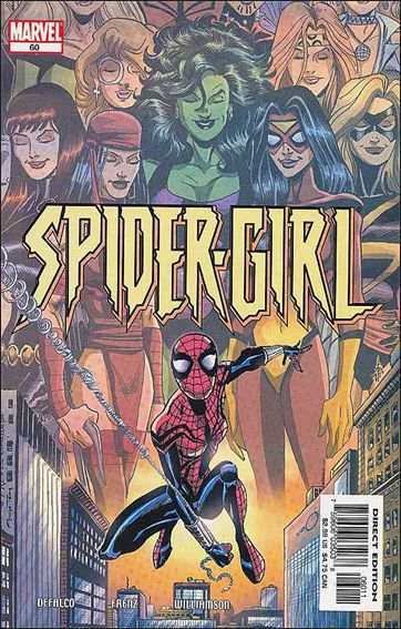 Spider-Girl (1998) 60-A by Marvel