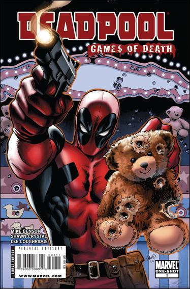 Deadpool: Games of Death 1-A by Marvel