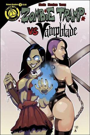 Zombie Tramp Vs. Vampblade 1-A
