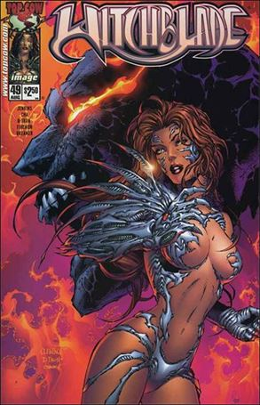 Witchblade 49-A