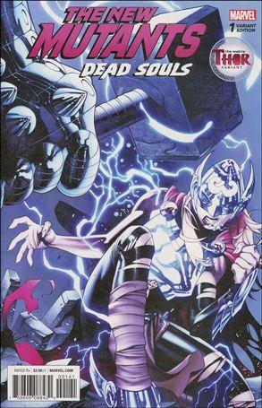 New Mutants: Dead Souls 1-C
