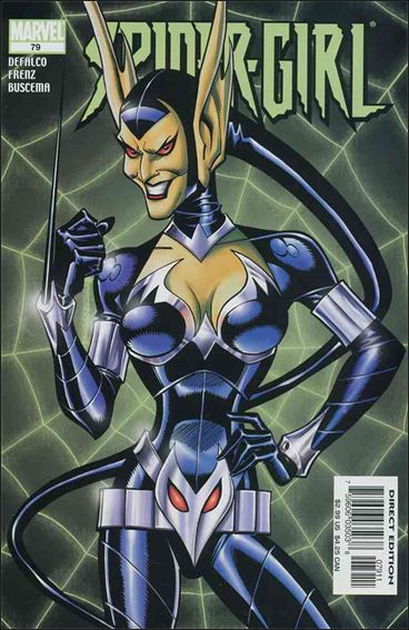 Spider-Girl (1998) 79-A by Marvel