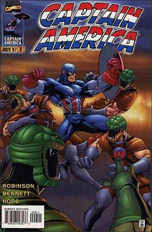 Captain America (1996) 9-A