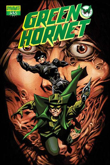 Green Hornet (2010) 33-B by Dynamite Entertainment