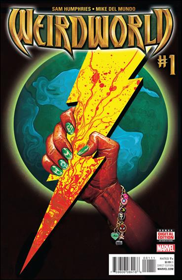 Weirdworld (2016) 1-A by Marvel