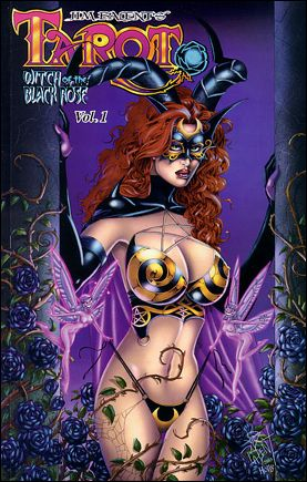 Tarot: Witch of the Black Rose 1-A by BroadSword Comics