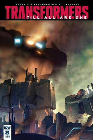 Transformers: Till All Are One 8-A