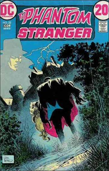 Phantom Stranger (1969) 22-A by DC