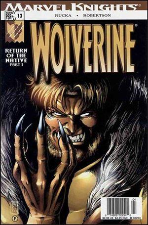 Wolverine (2003)  13-B