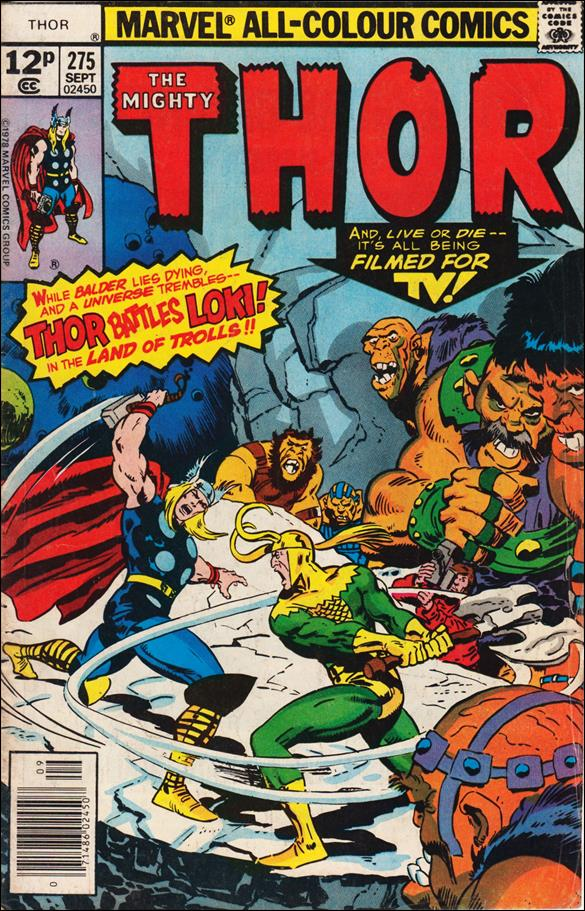 Thor (1966) 275-B by Marvel