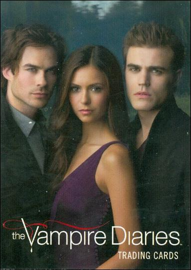 Vampire Diaries (Promo) P4-A by Cryptozoic Entertainment