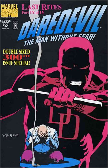 Daredevil (1964) 300-A by Marvel