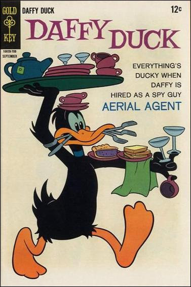 Daffy Duck (1959) 50-A by Gold Key