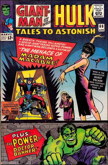 Tales to Astonish (1959) 66-A by Marvel