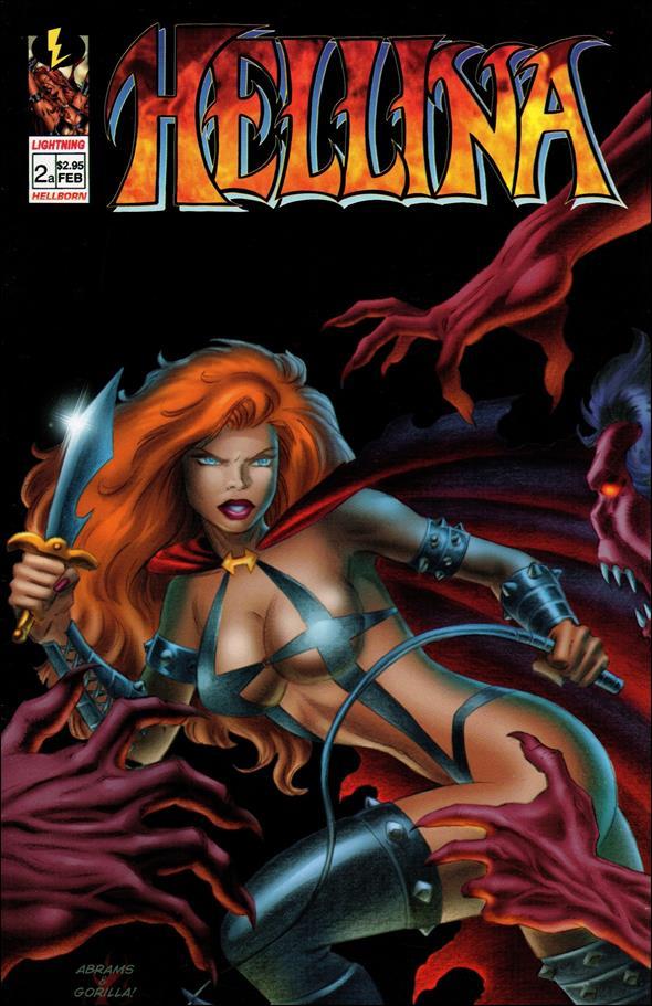 Hellina: Hellborn 2-A by Lightning