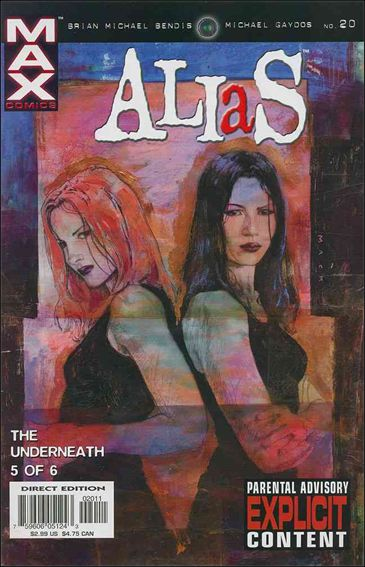 Alias (2001) 20-A by Max