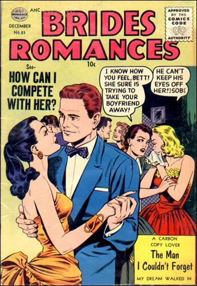 Bride's Romances 23-A by Quality