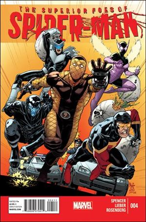Superior Foes of Spider-Man 4-A