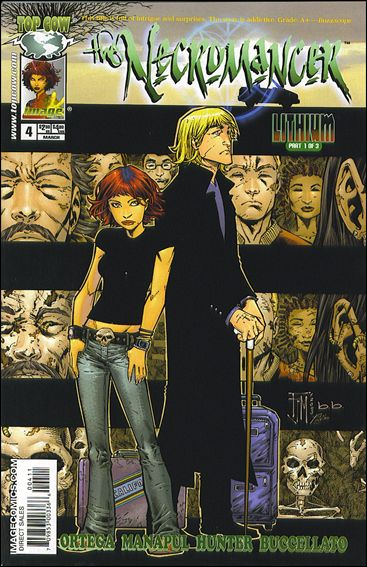 Necromancer (2005) 4-A by Top Cow