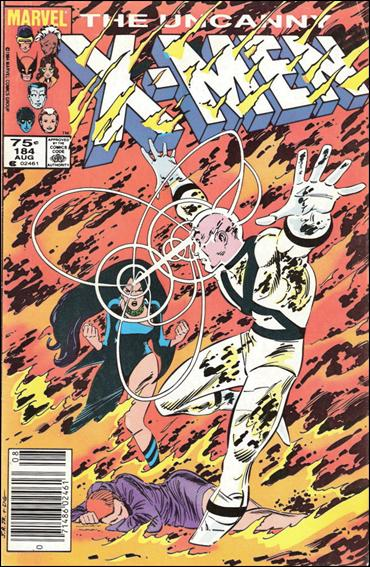 Uncanny X-Men (1981) 184-B by Marvel
