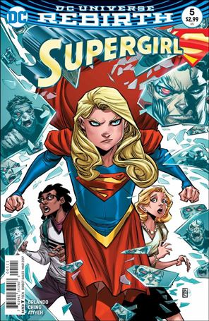 Supergirl (2016) 5-A