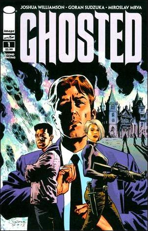 Ghosted 1-D by Skybound Entertainment