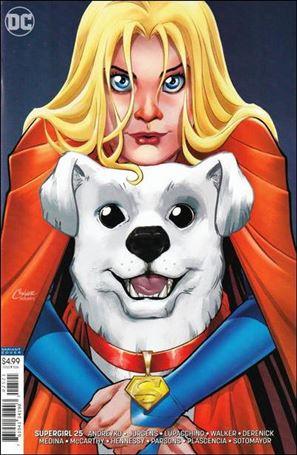 Supergirl (2016) 25-B