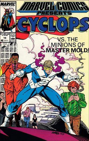 Marvel Comics Presents (1988) 19-A