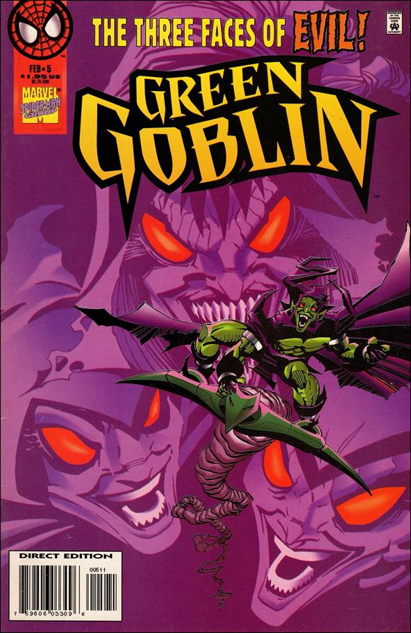Green Goblin 5-A by Marvel